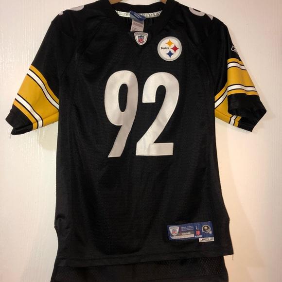 Pittsburgh Steelers Jersey. M 5a664f2845b30c6e021e179d dcddaf0be